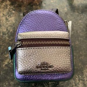 Coach mini pack pack